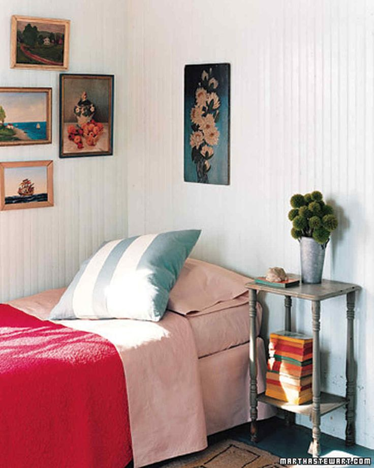 Beach bungalow bohemian décor ideas martha stewart living play with color to give rooms