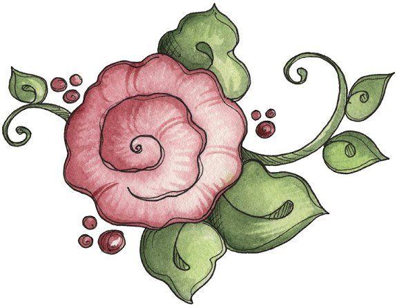Best 25+ Imagenes De Flores Dibujadas Ideas On Pinterest