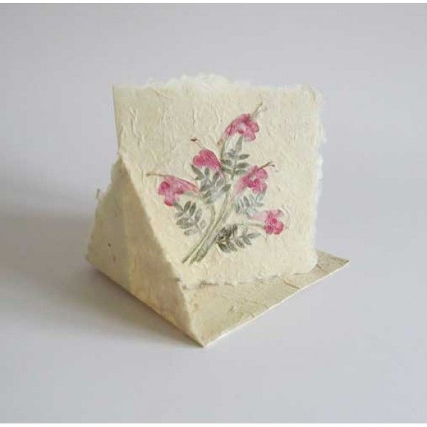 Flowers Fair & Square - a greeting card that counts.