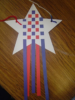 use different colors for beginning of the year to make colorful shooting stars
