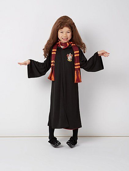 Amazing Hone Your Inner Hermione With This Fantastic Fancy Dress Outfit From George  At Asda   Great