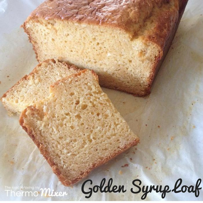 Golden Syrup Loaf. 400g self rising flour 500g milk or soy/nut milk 90g melted butter or coconut oil 80g golden syrup 50g sugar 1 tsp vanilla extract