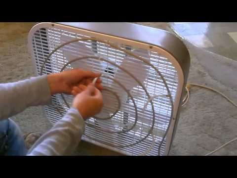 Homemade Evaporative Air Cooler - cools air up to 30F! - only 45 Watts - can be solar powered! - YouTube