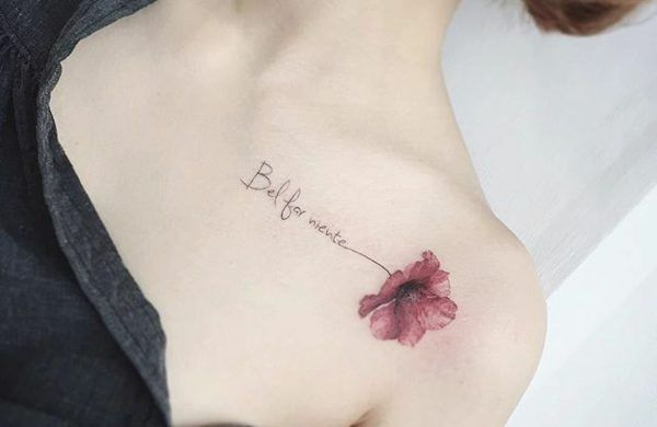 Tattoo Schriften 49 Ideen Und Spruche Fur Ihren Personlichen Schriftzug Fur Ideen Ihren Personlichen Sch Tattoo Schrift Mohnblumen Tattoo Tattoo Ideen