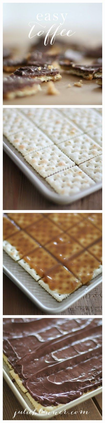 all-food-drink: How To Easy Toffee