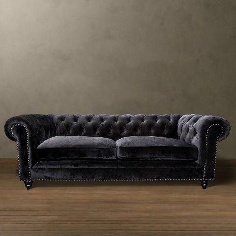 Метки: Большие диваны.              Материал: Ткань, Дерево.              Бренд: ROOMERS.              Стили: Лофт.              Цвета: Черный.