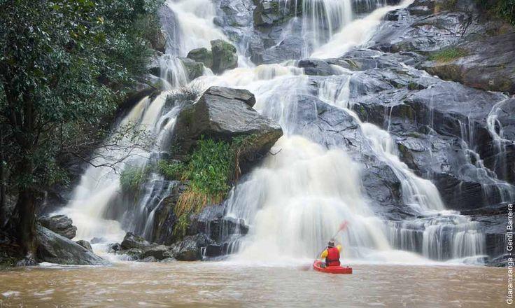 guaramiranga cachoeira do perigo