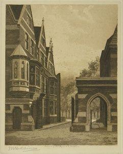 [Cheltenham College]   Sanders of Oxford