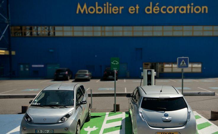 Mobilité durable chez IKEA : un aller simple vers un monde décarboné