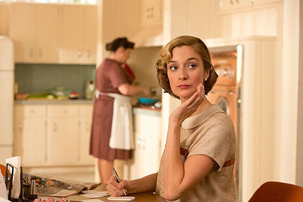 """Caitlin Fitzgerald as Libby Masters in """"Masters of Sex."""""""