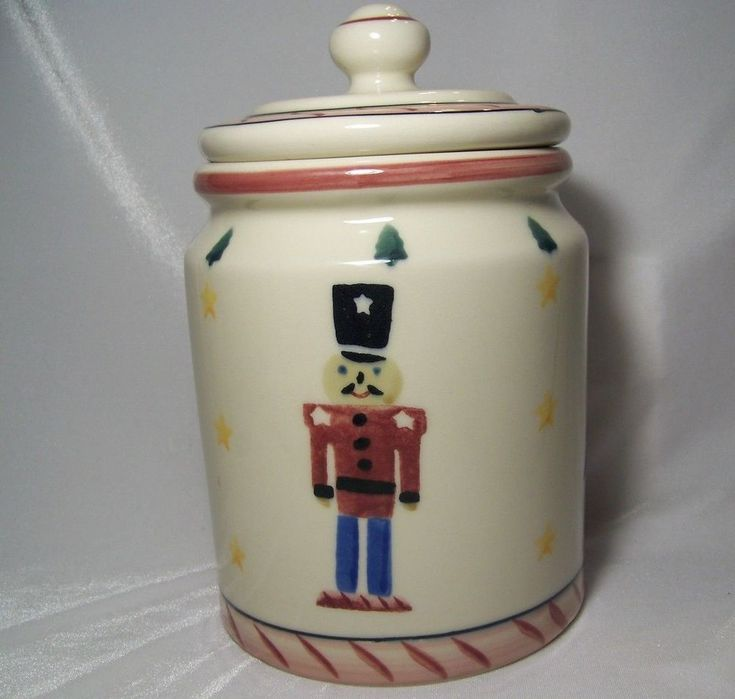 Mccoys Christmas Trees: 26 Best Nan's Cookie Jars Old & New Images On Pinterest