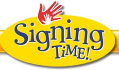 signing time online dictionary...videos of the most popular signs for babies and children...click on a word to see a video of the sign