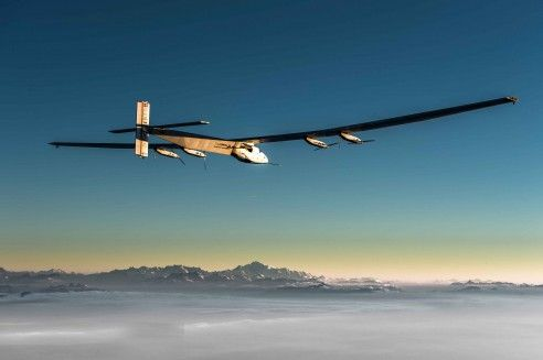 SOLAR IMPULSE - Blog