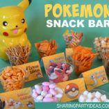 24 Pokemon themed food cards! The set includes cards for Bulbasaur Burgers, Butterfree Popcorn, Chansey Eggs, Charmander Cheetos, Cubone Bones, Diglett Dirt Cups, Ditto Donuts, Dratini Doritos, Drowzee Dogs, Eevee Edibles, Ghastly Grahams, Goldeen Goldfish, Jigglypuff Jello, Meowth Mix, Mew Milk, Oddish Oreos, Pidgey Pudding, Pikachu Pops, Ponyta Punch, Rattata Rolls, Snorlax Snax, Squirtle Squirtle, Vulpix Veggies, Articuno Ice Pops and Zubat Zucchini! You can also see my post on what I…