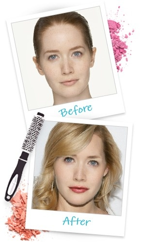 Virtual Haircut & Makeover - Want to try on a new look? Our virtual makeover tool lets you sample celebrity hairstyles, change your hair color, or experiment with new makeup trends before you commit.