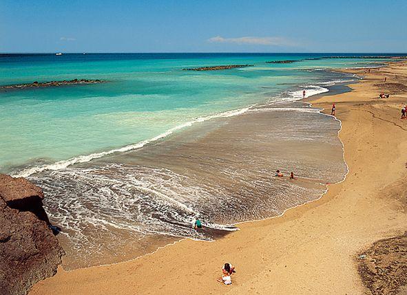 Playa el Duque beach