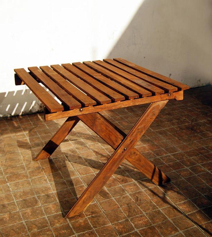 mesa patio/jardín