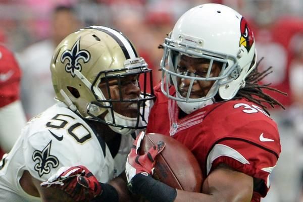 The Arizona Cardinals are shuffling the deck in regard to Andre Ellington, coach Bruce Arians said Wednesday.