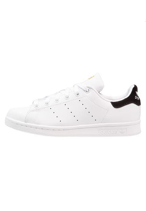 Baskets adidas Originals STAN SMITH - Baskets basses - footwear white/ core  black blanc: