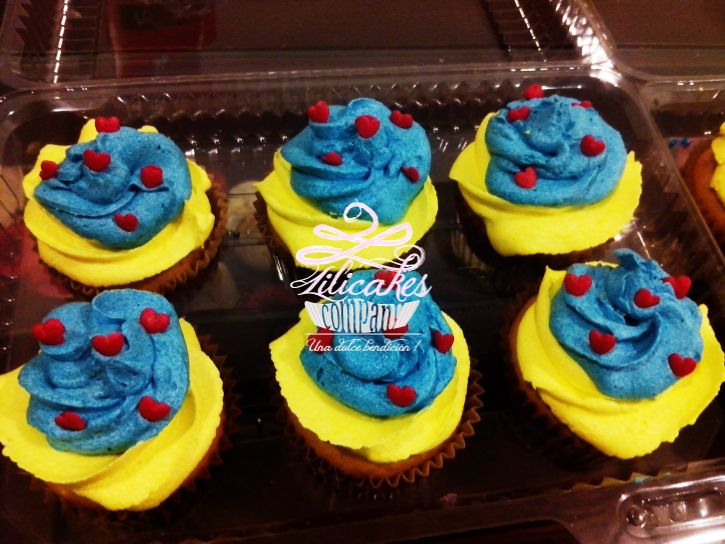 Colombian Cupcakes !