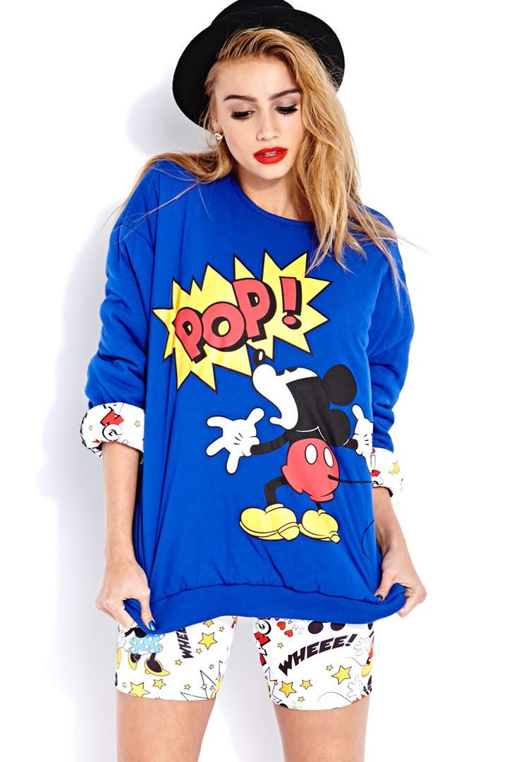 Vintage Inspired Disney Style at Forever 21