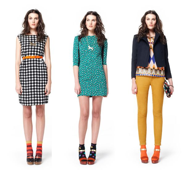 Prints and pretty colours by Melbourne fashion designer Lisa Gorman
