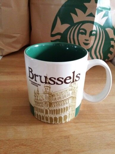 Starbucks City Mugs Belgium Brussels. Contact me if you d like to have one.