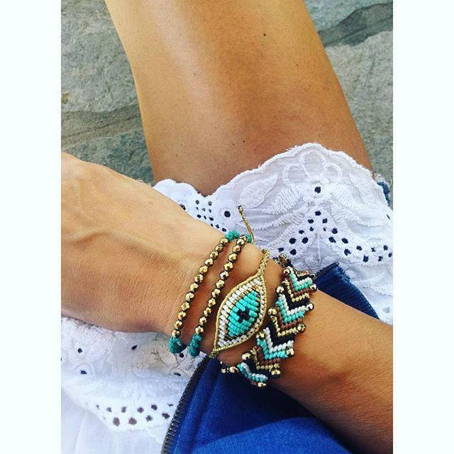 Χρόνια Πολλά! #ohsocutethings #handmade #jewelry #greekdesigners #greekdesigner #madeingreece #instapic #instajewels #summertime #summerlook #summerdays #greeksummer #beachdays #sand #beachvibes #greekisland #resortwear #sea #sun #summer #holiday #sunkissed #evileye #bracelet #boho #gems #stones #semiprecious