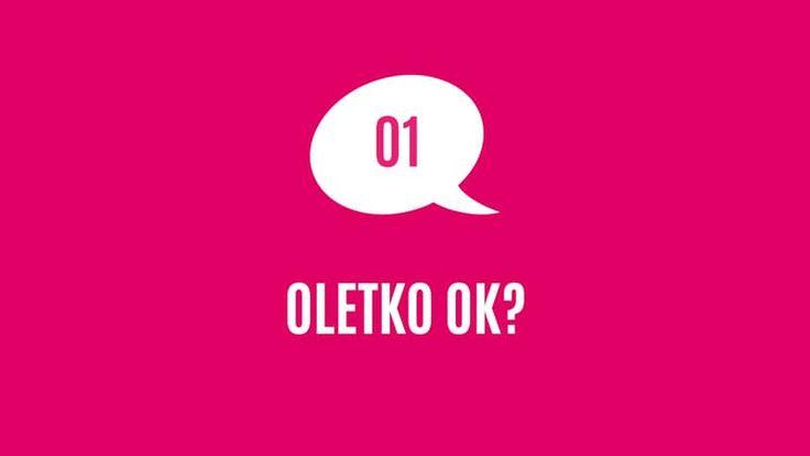01: Oletko ok? on Vimeo
