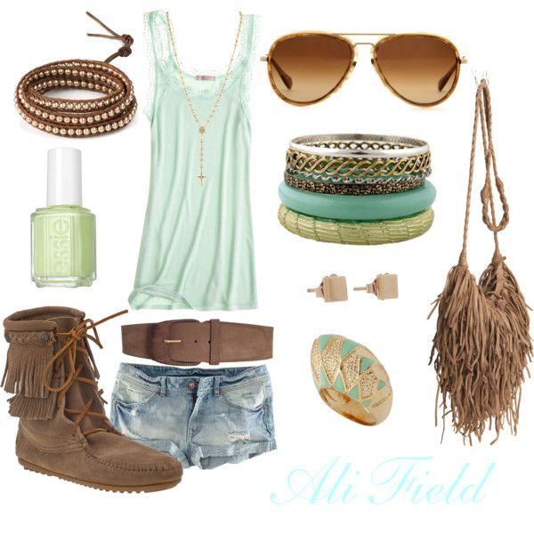 Water, created by ali-field on Polyvore