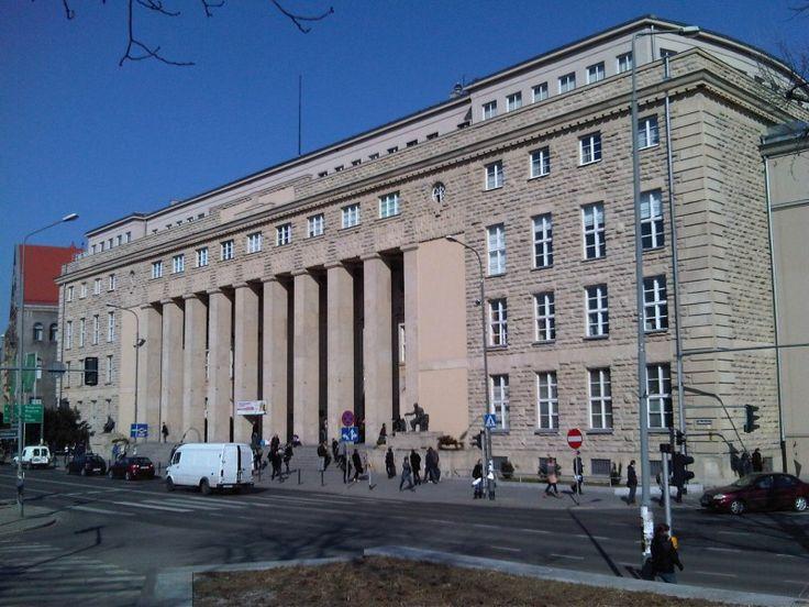 Akademia ekonomiczna w Poznaniu