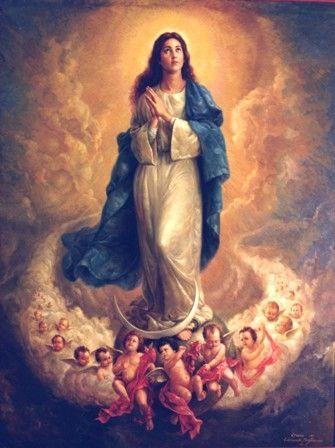 Oração para fazer um pedido a Nossa Senhora da Conceição