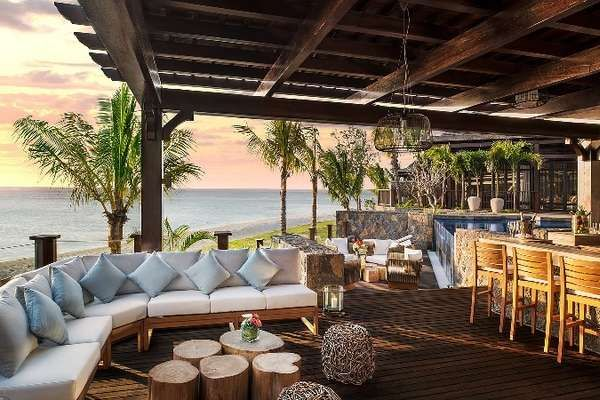 The St Regis Villa, Mauritius, Indian Ocean