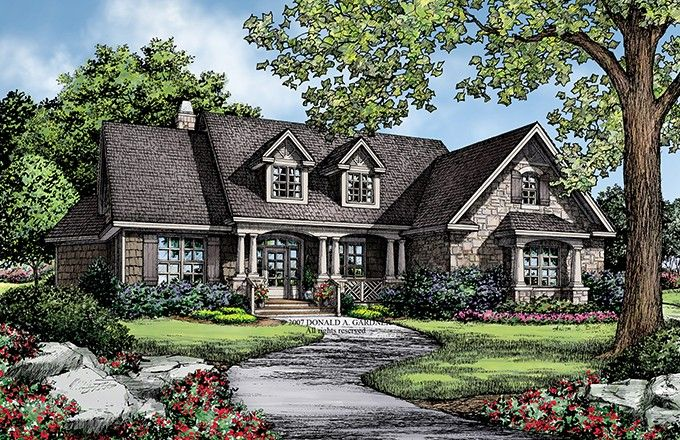 ePlans Craftsman House Plan –2142 Square Feet and 3 Bedrooms from ePlans – House Plan Code HWEPL75879