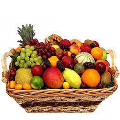 Frutas, canasta de frutas, frutas colombianas https://www.colombiaregala.com/margarita.html