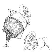 Art Impressions Granny Wheezy digital stamps and coloring pages - Google Search
