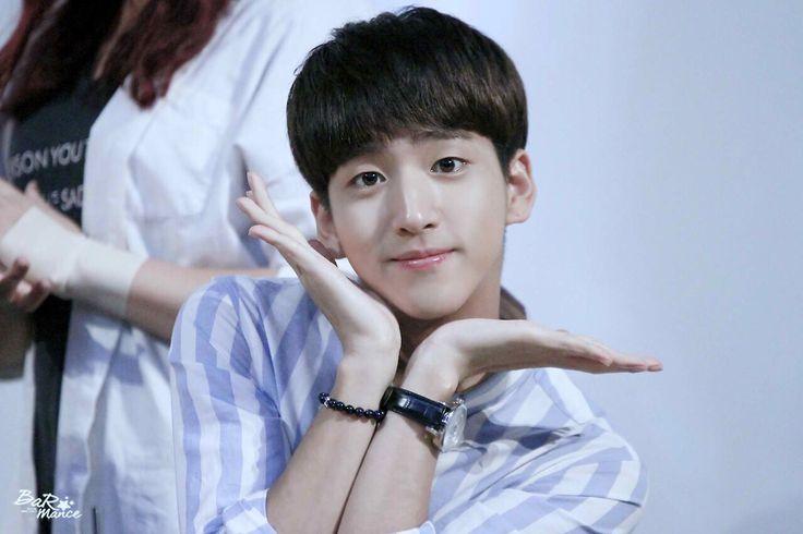 B1A4 Jinyoung Cnu Baro Sandeul Gongchan
