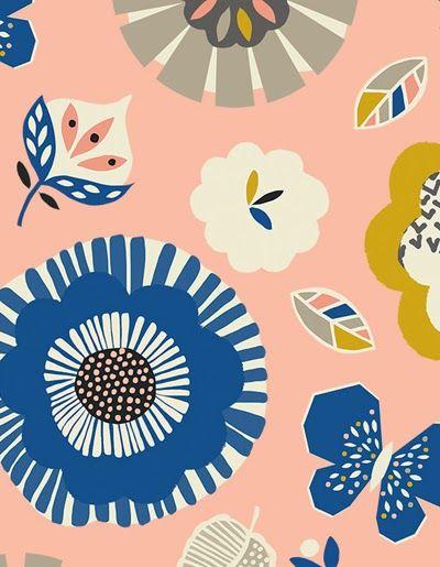 print & pattern: FABRICS - susan driscoll
