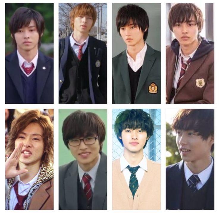 #2/2 Kento Yamazaki x school uniform