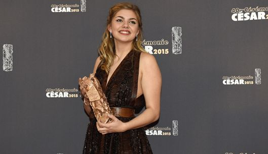 French chart-topping singer Louane: I think it would be cool to sing at Eurovision
