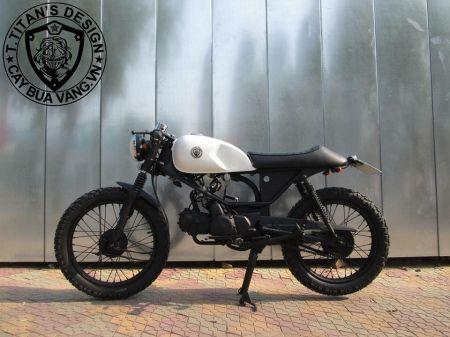 Win 100cc Cafe Racer