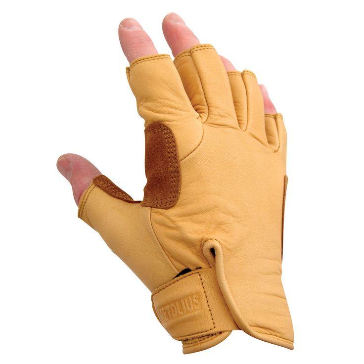 Climbing Glove - 3/4 finger