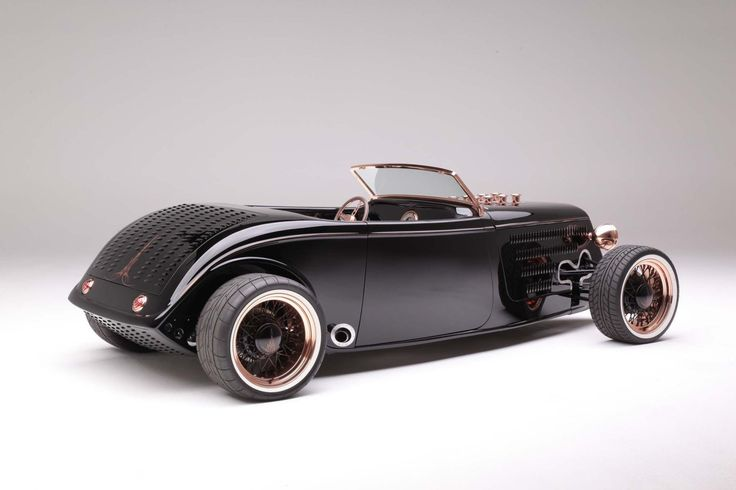 Steampunk Tendencies | 1933 Hot Rod Powered by 510-inch big-block Ford ...