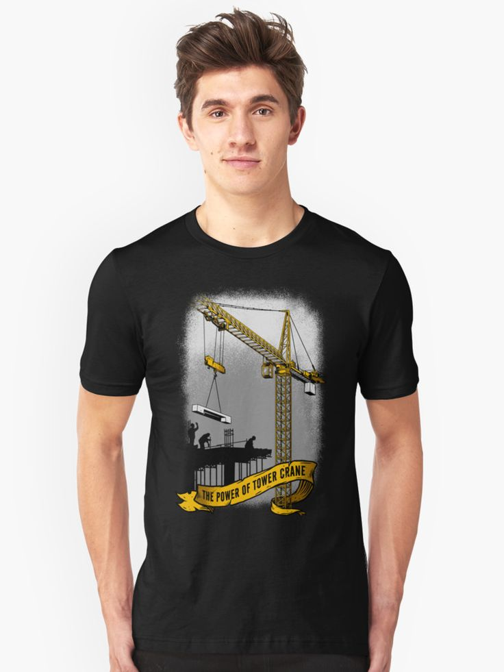 The Power Of Tower Crane #tower, #towercrane, #construction, #contractor, #engineer, #mechanic, #lifting,  #foreman, #Building, #rigging, #machinery, #mobilecrane, #jibcrane, #bridgecrane,  #potain, #liebherr, #tadano, #Equipment, #heavyequipment, #engine, #terex, #Construction #operator, #worker, #cartoon, #drive, #kato #architecture #plumbing #tshirt #Sweatshirt #constructionequipment #luffing