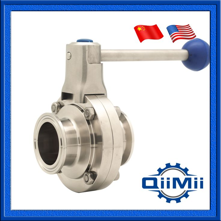 "$23.27 (Buy here: https://alitems.com/g/1e8d114494ebda23ff8b16525dc3e8/?i=5&ulp=https%3A%2F%2Fwww.aliexpress.com%2Fitem%2F1-5-SS304-Sanitary-clamp-butterfly-valve-for-food-industry-Stainless-steel-butterfly-valve-SS-304%2F32292144398.html ) 1.5"" SS304 Stainless Steel Clamp Silicon Butterfly Valve, Sanitary Manual Butterfly Valve for just $23.27"