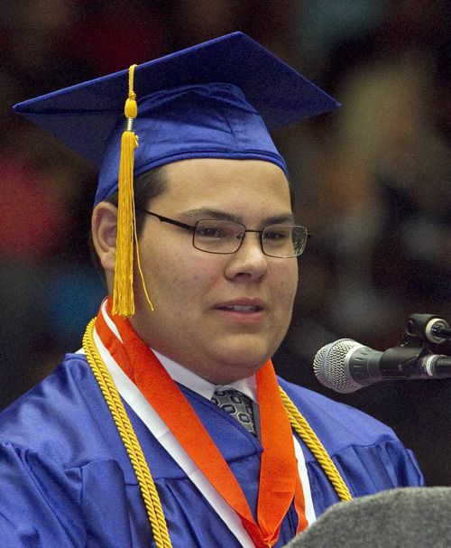Teen told he would never amount to anything becomes valedictorian | Bay News 9