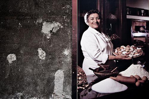 Abuela italiana