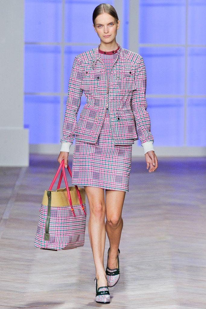 handbags online shopping Tommy Hilfiger Spring 2012 Ready to Wear Collection Photos   Vogue