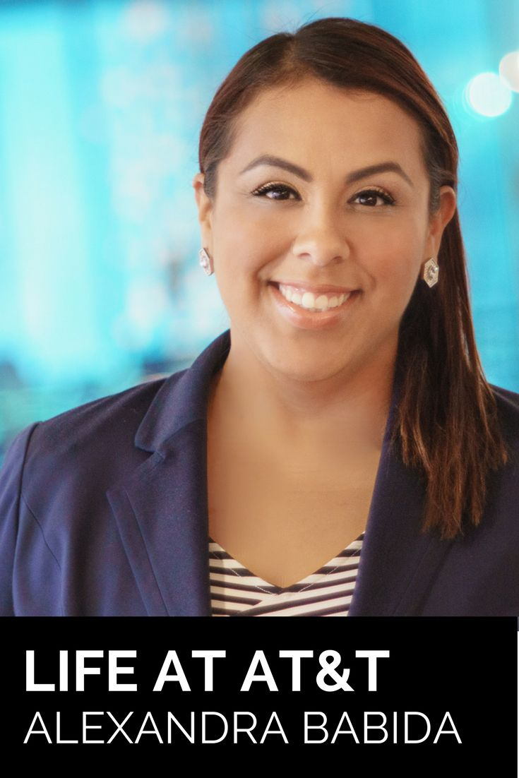 Learn what Life at AT&T is like for Retail Customer Experience Manager Alexandra Babida. // Events // Promotion // Inside Stories // Testimonial // Opportunity //