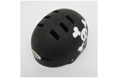 #Bell Fraction Paul Frank Youth BMX Helmet #Fraction Paul Frank Youth BMX Helmet (Ex-Demo / Ex-Display). This is an ex display Helmet which has some minor cosmetic marks and the original box is missing. Please see image.